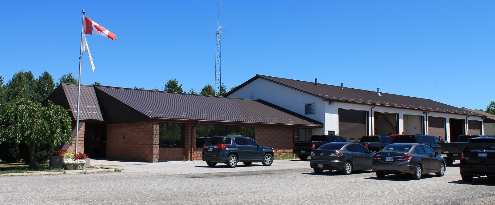 Warwick Township Office building